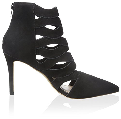 Randall Cut Out Loeffler Bootie Women's Black SdwWE
