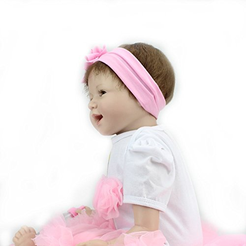 Reborn Newborn Dolls that Look Real Soft Vinyl Smiling ...