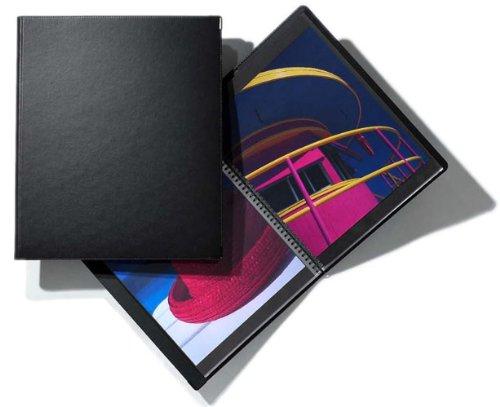 (Prat Classic, Spiral Bound Presentation Book with Twenty 9.5
