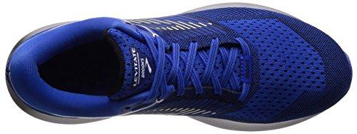 Brooks Levitate, Chaussures de Running Homme Bleu (Blue/Silver/Black 1d406)