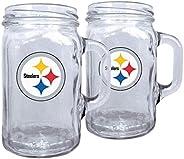 Pittsburgh Steelers Mason Mug Set