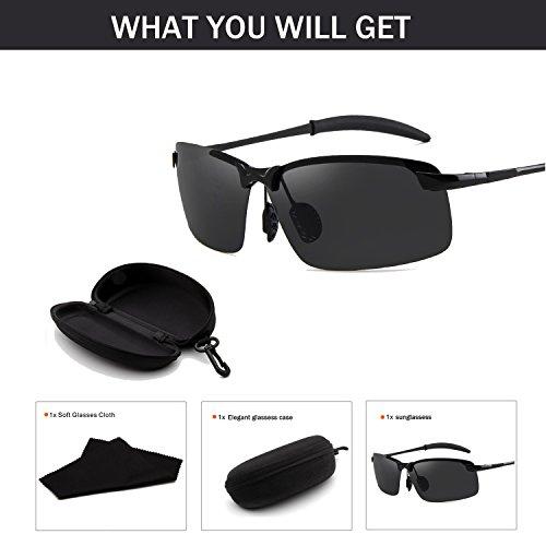 Easy 3 Coche Sol polarizadas Hombres Sol Go Gafas Color NO Gafas de Hombre para para Shopping 1 NO para el de prqUwOcpA