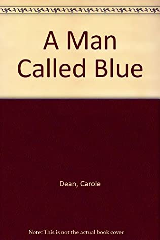 book cover of A Man Called Blue