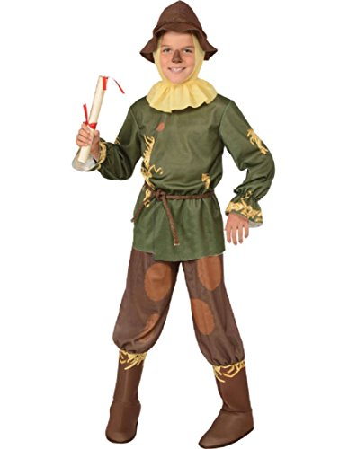 [Wizard of Oz Halloween Sensations Scarecrow Costume, Medium (75th Anniversary Edition)] (Halloween Storybook Costumes)