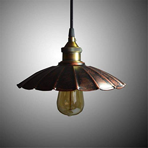 Parasol Hanging - Oudan The Antiquity Hanging Lamp Parasol The Bedrooms Lounge Objects of Decoration Supporters of The Lighting Chandelier, A (Color : A)