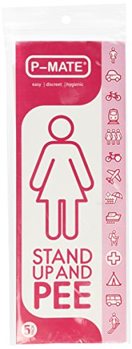 P-Mate Female Disposable Urine Director (5 Pack)