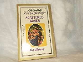 book cover of Scattered Roses