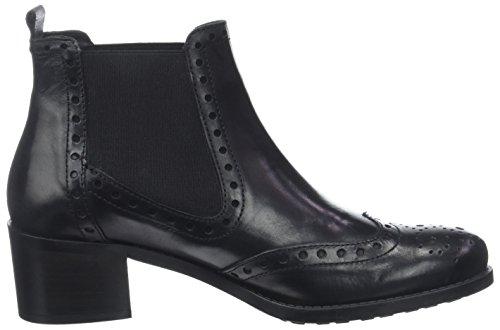 Donna Noir Piu 001 Boots Women's Black Slouch Lisa rUrnqfCw1