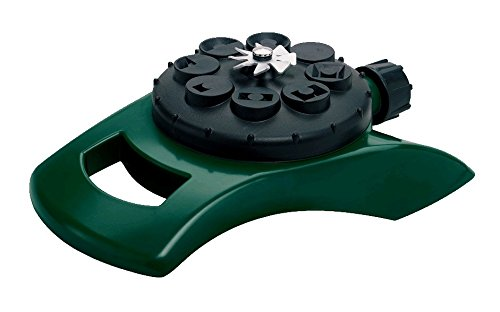 Orbit 8-Pattern Turret Sprinkler 58223