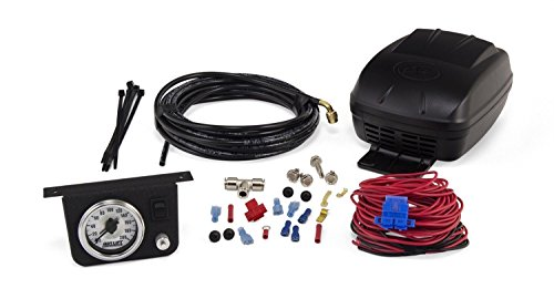 25804 Air Shock Controller On Board Compressor Kit 160