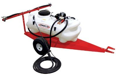 FIMCO 15 Gallon Trailer Sprayer with a 12 Volt, 2.1 GPM Pump