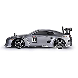 HSP Rc Car 1/10 4wd On Road Rc Drift Car 94123PRO FlyingFish Electric Power Brushless High Speed Hobby Remote Control Car