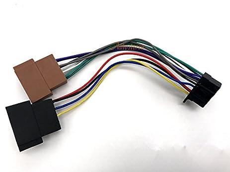 Amazon.com: Autostereo Car Audio ISO standard harness ISO female ...
