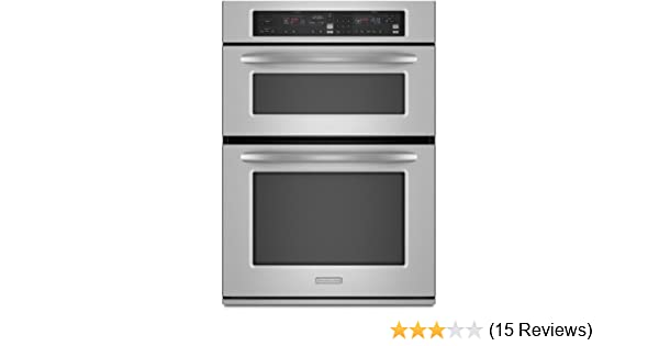 Amazon.com: KitchenAid Architect Series II KEMS308SSS 30 ...