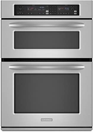 Awesome KitchenAid Architect Series II : KEMS378SSS 27 Microwave Combination Wall  Oven   Stainless Steel