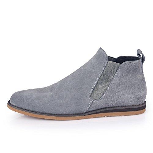 Chaussures de loisirs de la haute couture UK/Tendance élastique de masculine hommes d'affaires A FHG7oO