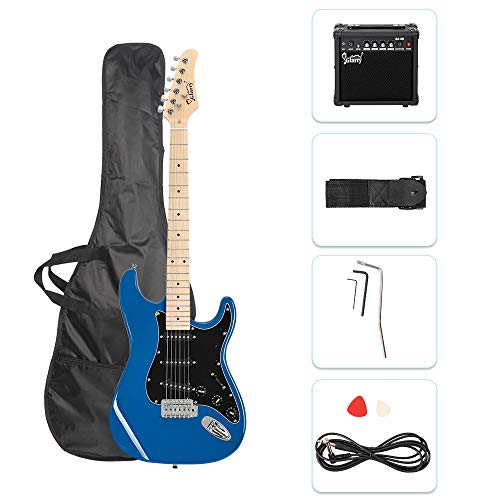 the 10 best beginner electric guitars 2019 reviews by consordini. Black Bedroom Furniture Sets. Home Design Ideas