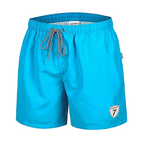 - 41Bq9XZpNgL - anqier Mens Swim Trunks Quick Dry Swim Shorts with Mesh Lining Swimwear Bathing Suits