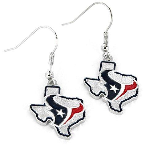 NFL Houston Texans Home State Earrings
