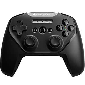 SteelSeries Stratus Duo Wireless Gaming Controller – Made for Android,  Windows, and VR – Dual-Wireless Connectivity – High-Performance Materials