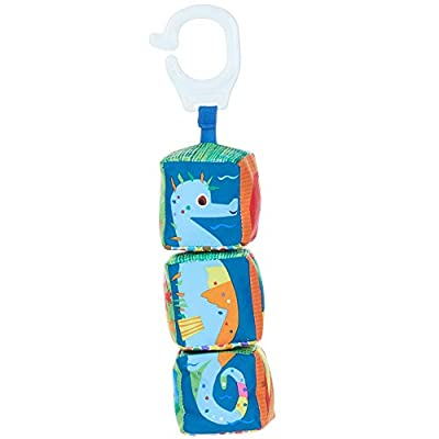 The World of Eric Carle, The Very Hungry Caterpillar Twist and Click Soft Blocks : Baby Toys : Baby