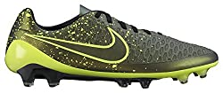 Nike Magista Opus Fg Shoes (Dark Citronvolt-black-black, 6)