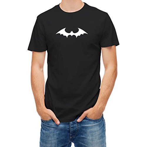 T shirt Dracula Vampire Bat Black M