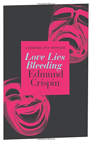 Love Lies Bleeding (A Gervase Fen Mystery) pdf