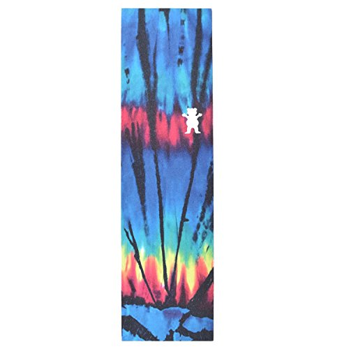 GRIZZLY グリズリー スケートボード デッキテープ GRIP TAPE BLUE TIE DYE VIGRG113