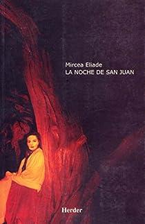 La noche de San Juan par Eliade