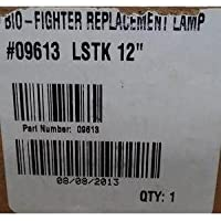 DUST FREE 09613 12 BIO-FIGHTER LIGHTSTICK GERMICIDAL UV REPLACEMENT LAMP (BULB ONLY)