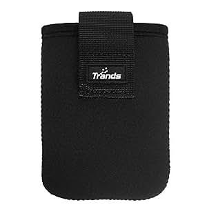 Trands External Hard Drive One Side Open Pouch Case