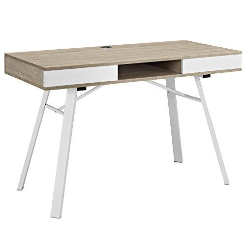 stir office desk oak