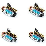 Blade BLHA1006 20A ESC BLHeli Opto Quad Pack