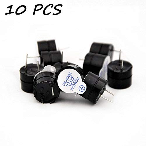 10pcs Active Buzzer Alarm 5v Sounder Speaker Buzzer