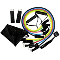 CBHOME Resistance Bands Set, Exercise Bands, Fitness...
