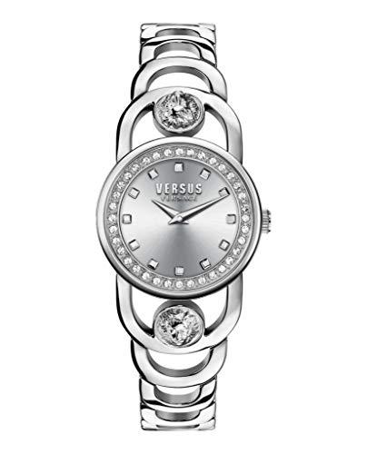 Versus Versace Womens Carnaby Street Crystal Watch VSPCG0518