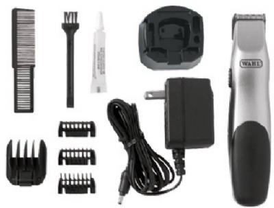 wahl clipper 9916 817 wahl groomsman beard mustache trimmer beard primp. Black Bedroom Furniture Sets. Home Design Ideas