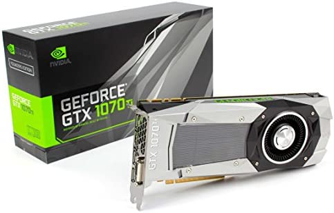 geforce gtx 1070 ti founders edition amazon