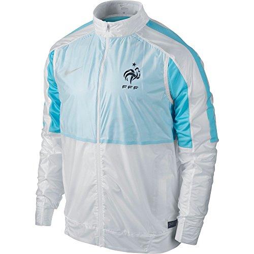 Nike White Woven Jacket - 7