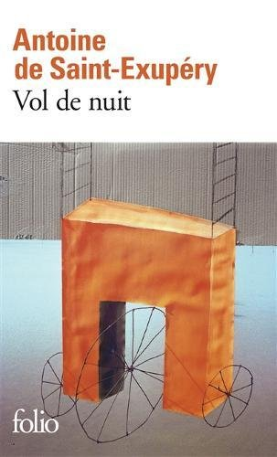 Vol de nuit (Folio Series No 4)