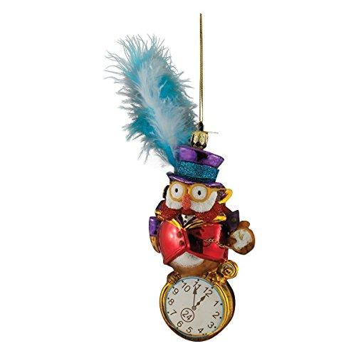 Kurt Adler 4.75 inch owl ornament
