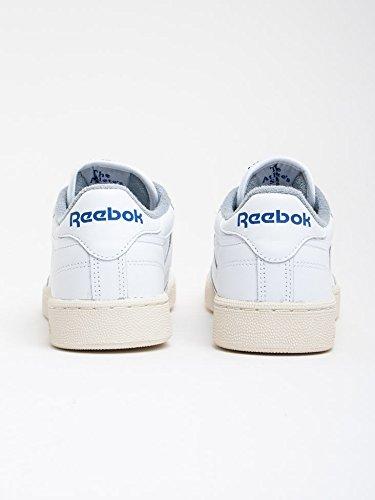 Reebok - Zapatillas para hombre blanco
