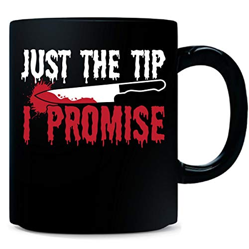 Just The Tip I Promise Funny Halloween Outfit - -