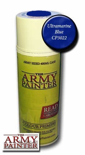 The Army Painter Ultramarine Blue Colour Primer