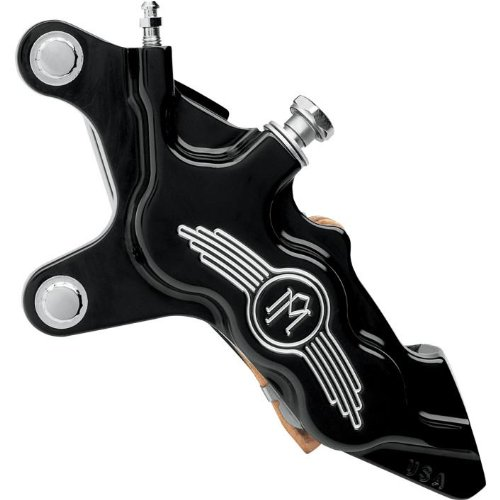 Performance Machine Six-Piston Differential-Bore Brake Caliper Kit - Contrast Cut 0051-2913-BM