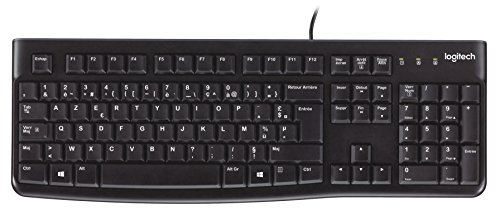 Logitech Keyboard K120 For Business French Layout !New June 2010! Fr ()