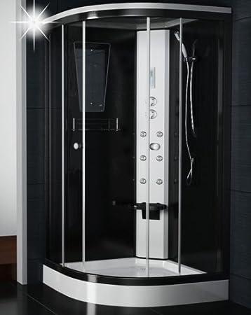 Cabina de ducha de lluvia Ducha 100 x 100 cabinas de ducha 100 cm ...