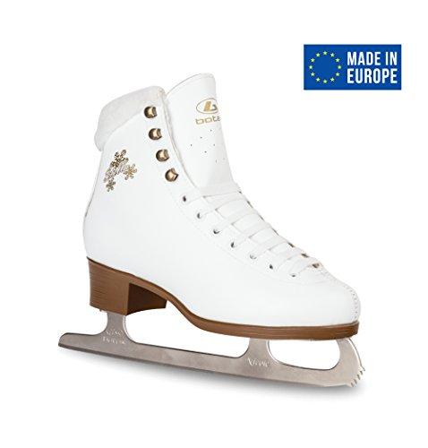 White Girls Ice Skates - 8