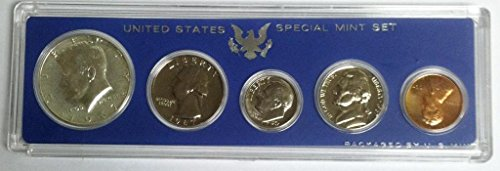 (1967 Special US Mint Set)